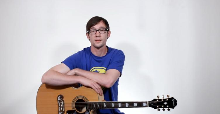 Ryhlokurz hry na kytaru