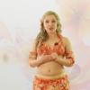 Orientální břišní tanec – Katka Krejčová
