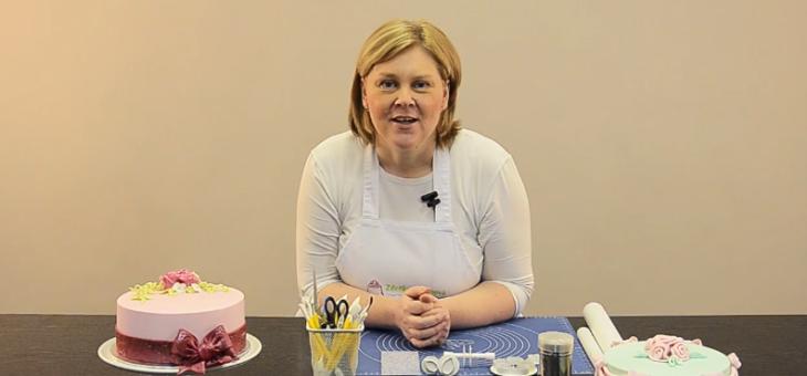 Jak nazdobit dort – Zdeňka Michnová