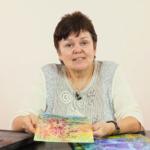 Pokročilejší enkaustika – Jana Školaudyová
