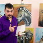 Malování zvířat pro začátečníky – Pavel Michalica