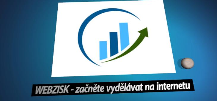 Vydělávání na internetu Webzisk – Tomáš Dekan