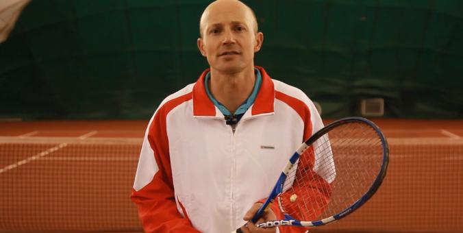 Základy tenisu pro začátečníky – Dušan Těhník