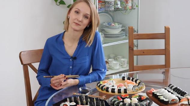 Jak připravit sushi