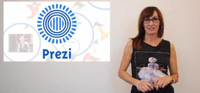 Prezentační nástroj Prezi – Andrea Peloušková