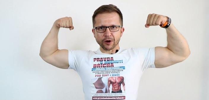 Domácí cvičební systém – Patrik Pavel