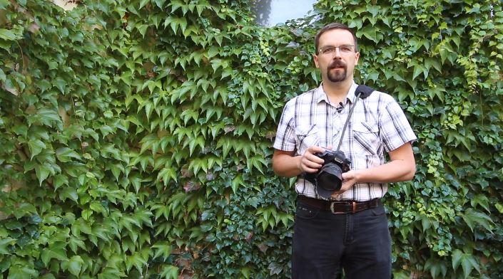 Kurz fotografování pro začátečníky a mírně pokročilé