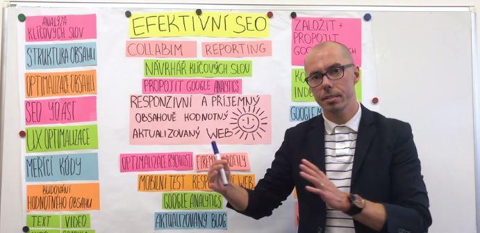 SEO optimalizace pro vyhledávače – Tomáš Morávek