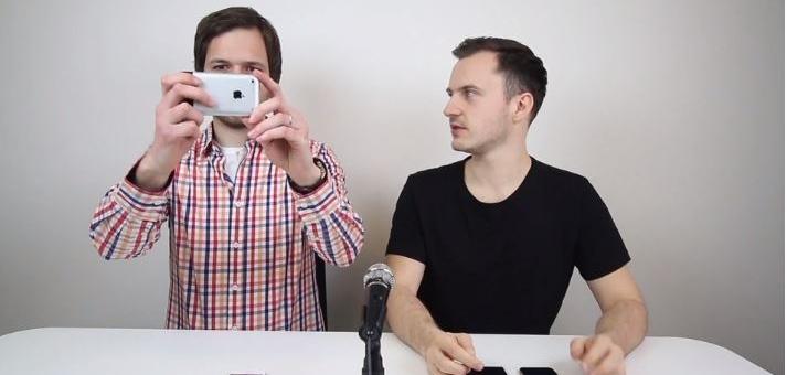 Jak fotit iPhonem – Adam Kos, Tomáš Svoboda