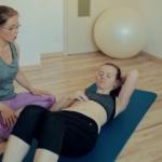 Břišní diastáza po porodu – Radka Šefferová