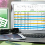 Rozsáhlé tabulky v Excelu – Jarmila Helmanová