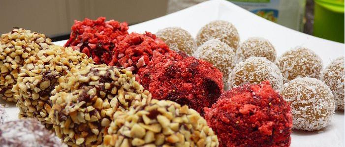 Zdravé sladkosti pro děti – Lucie Němečková