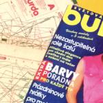 Časopis Burda a střihy – Eva Mrázková
