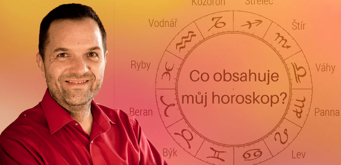 Obsah mého horoskopu – Antonín Baudyš