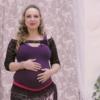 Těhotenství a břišní tanec – Katka Krejčová