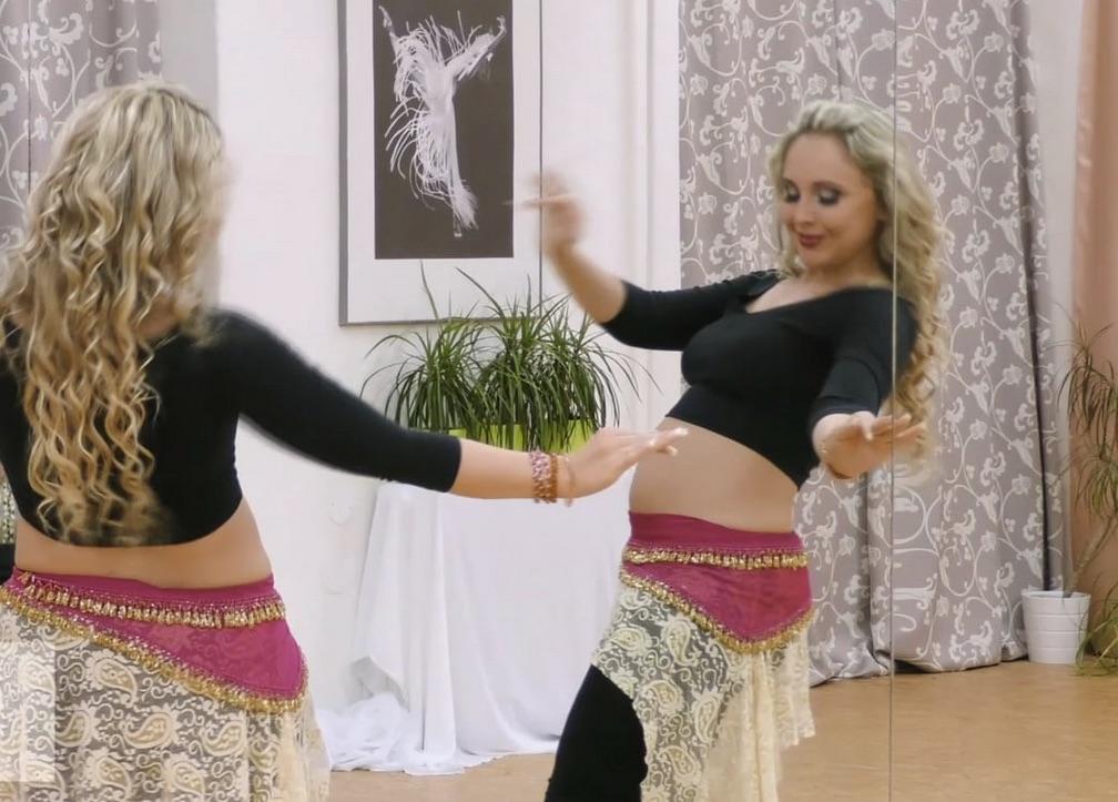 Orientální břišní tanec
