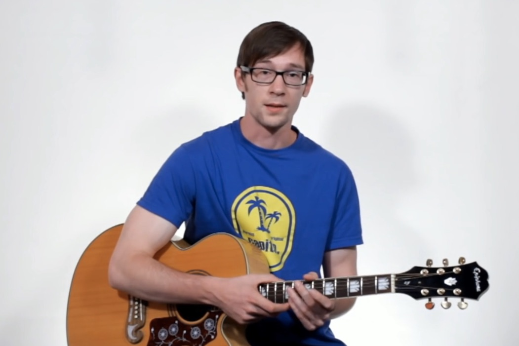 rychlokurz hry na kytaru